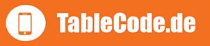 Tablecode Logo